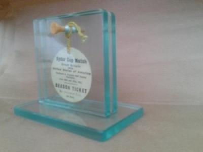 Bonding - Golf Trophy