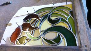 Taylors Glass - Leaded glass